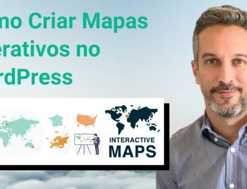 Como Criar Mapas Interativos no WordPress