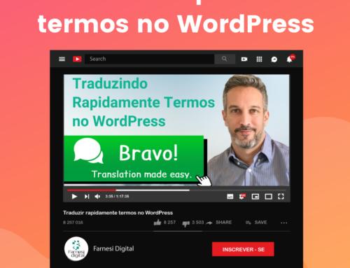 Plugin de Tradução Rápida WordPress – Bravo Translate
